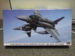 1/48 F-16D (BLOCK 52 PLUS) 'HELLENIC AIR FORCE' (Hasegawa) (27159 views)