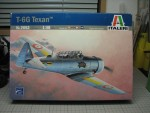 1/48 T-6G Texan (Italeri) (30461 views)