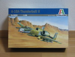 1/48 A-10A Thunderbolt II (Italeri) (44404 views)