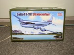 1/144 United B377 Stratocruiser (MINICRAFT) (27809 views)