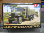 1/48 U.S. 2-1/2TON 6*6 CARGO TRUCK (TAMIYA) (12530 views)