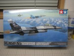 "1/48 F-16C/N ""AGGRESSOR/ADVERSARY"" (TAMIYA) (43794 views)"